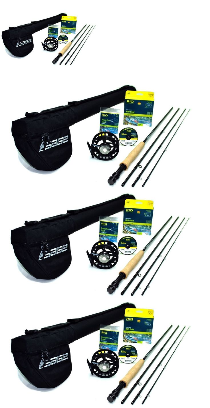 Fly Fishing Combos 33973: Sage Approach 590-4 Fly Fishing Rod Outfit W Sage 2250 Reel (9 0 , 5Wt, 4Pc) Set -> BUY IT NOW ONLY: $699 on eBay!