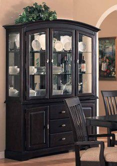 Mirror Back Hutch