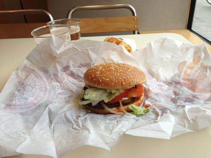 Whopper Burger King