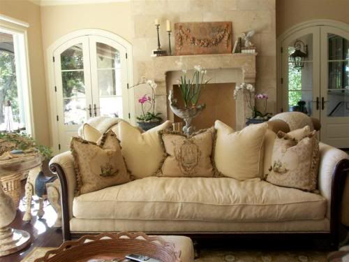 French shabby chic home sweet home pinterest shabby for C o the living room