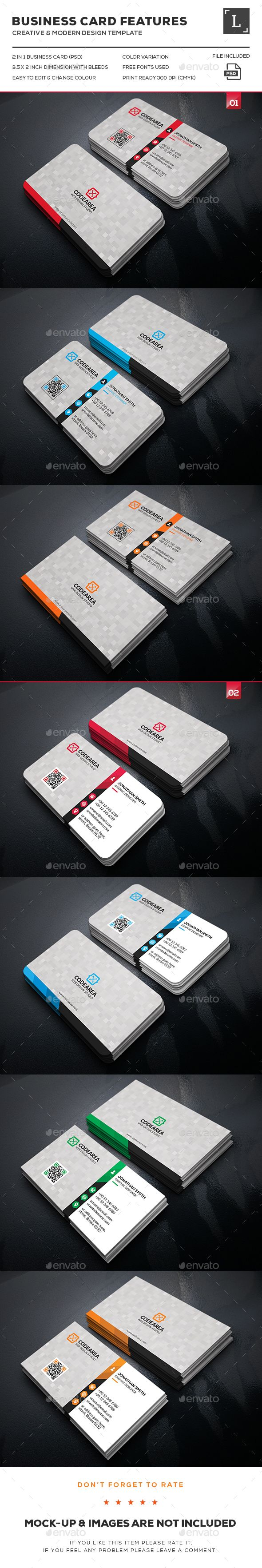 64 best corporate business card images on pinterest