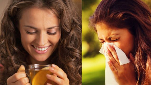 Enkelt recept på ingefärsshot som lindrar din förkylning och stärker ditt immunförsvar. Perfekt i förkylningstider.