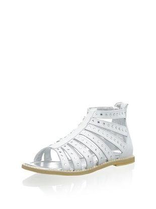 65% OFF Ciao Bimbi Kid's Casual Sandal (Nabuk12/14 Bianco)