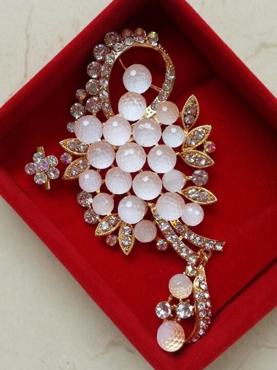 Beautiful brooch...