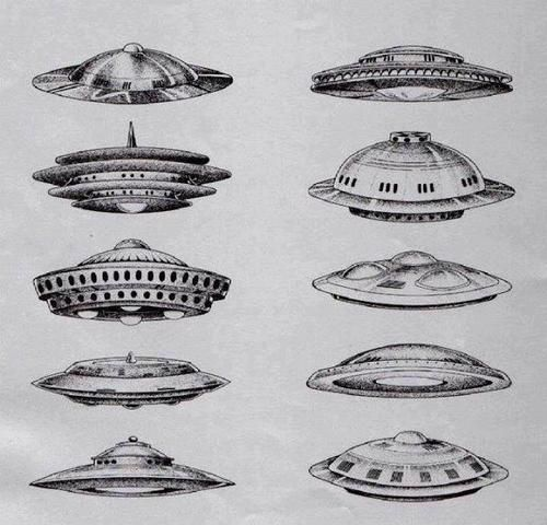 nasa saucer ship shaped design - photo #30
