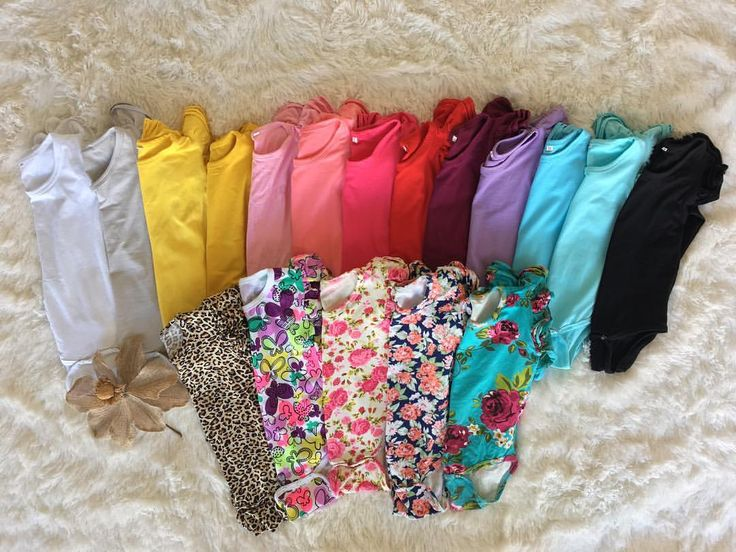 Long sleeve flutter colours available, some sizes ready to ship now  $17.95 including headband #fluttersleeves #bodysuit #kidzfashiontrends