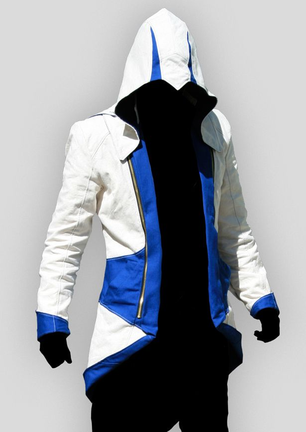 Chaqueta estilo Connor de Assassin's Creed III