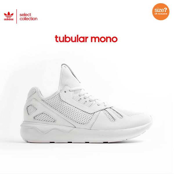 adidas Originals 'Tubular Mono' - size? exclusive