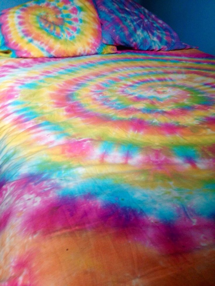 Tie Dye Fitted Bed Sheet - Custom Made to Order Tie Dye Fitted Sheet - Rainbow Tie Dye Bed Sheets - Tie Dye Sheet Set - Tie Dye Bedding by beachbumtiedye on Etsy https://www.etsy.com/listing/228544901/tie-dye-fitted-bed-sheet-custom-made-to