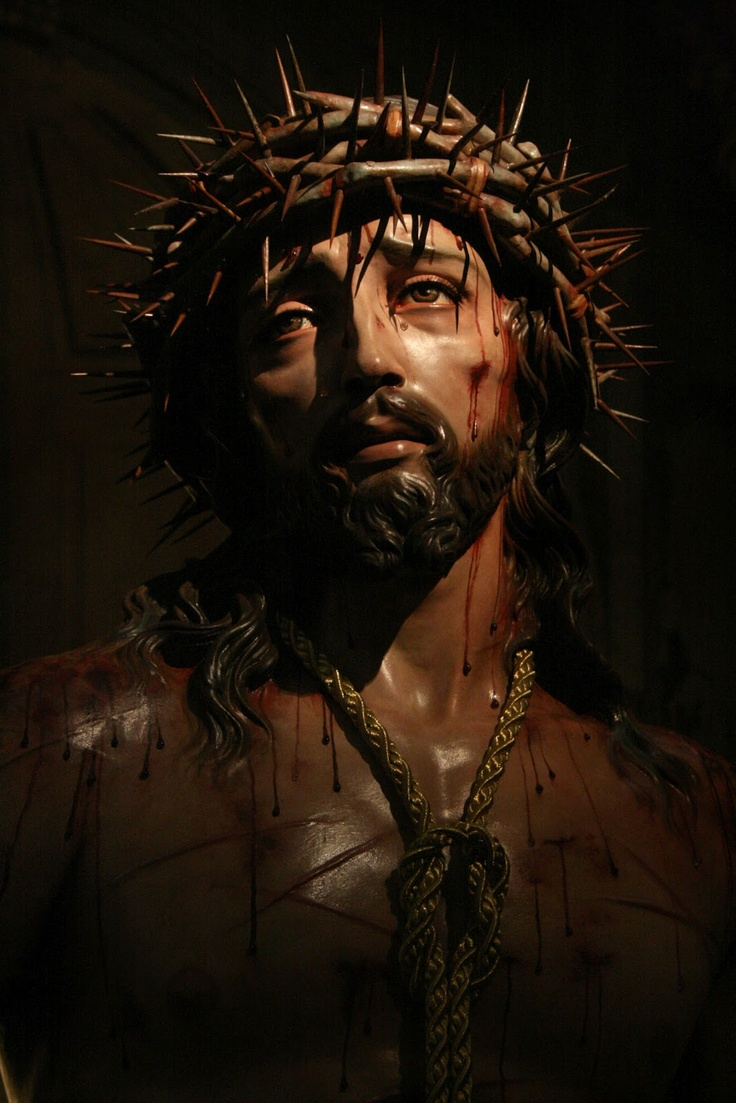 Jesus, Crowned with Thorns