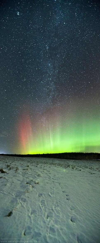 """""""Across the Field"""" Sudbury, Ontario - Sarah Furchner"""