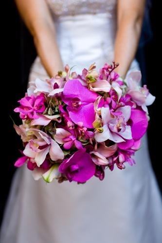 bouquet orchidee