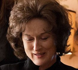 Meryl Streep - Actress in a Leading Role - August: Osage County