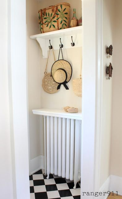 Ranger 911: Home is where you hang your hat. - what a gorgeous entry!