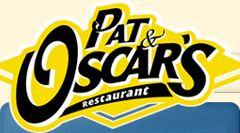 Pat and Oscars has the BEST breadsticks and salads!!!!