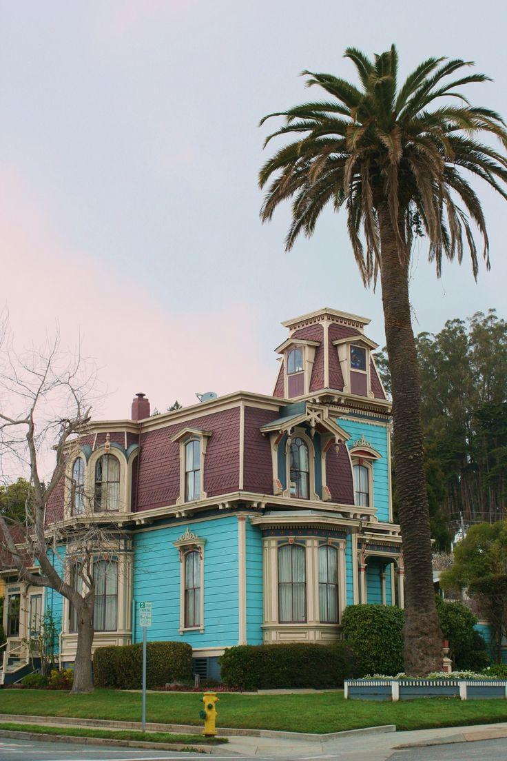 old house on Galveston.