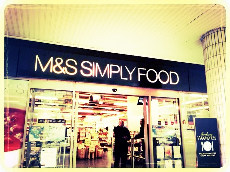 Your Marks and Spencer next door to the office! Handy for breakfast, lunch and grabbing something for dinner on the way home
