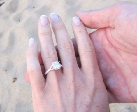 delicate halo engagement ring - Google Search
