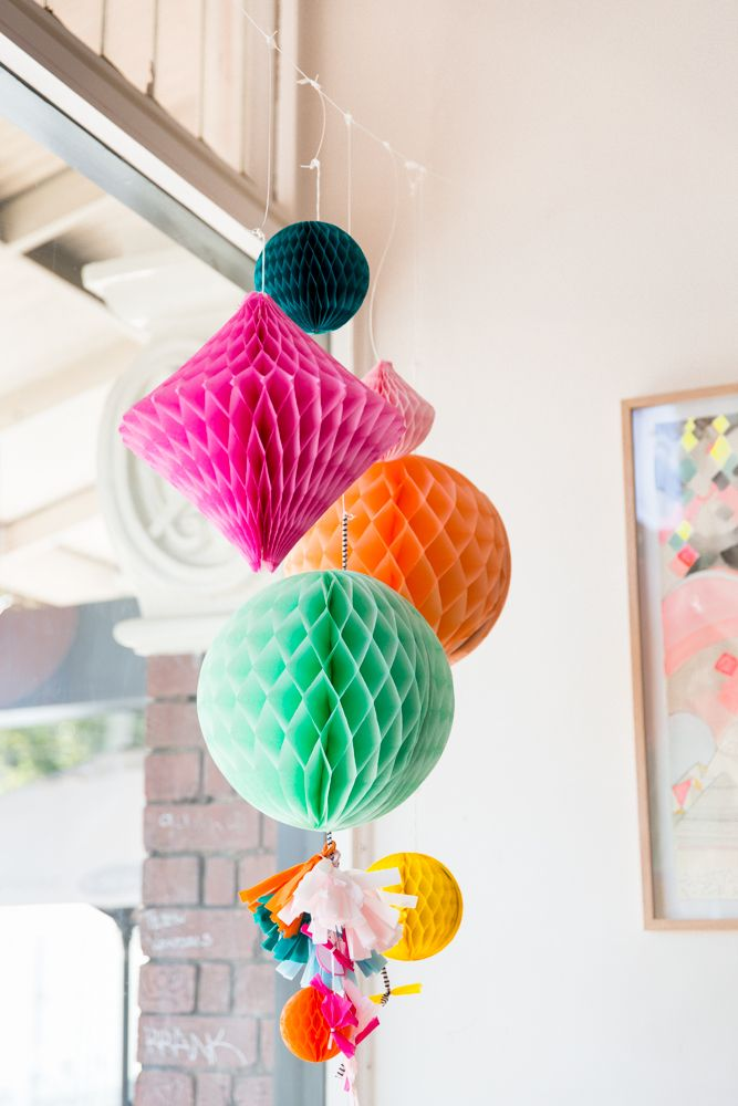 Honeycomb Balls Decoration 421 Best Decorating With Honeycomb Balls & Fans Images On