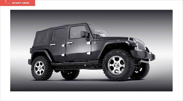 Build & Customize Your Car With Ultra Wheel Car Builder   Ultra Wheel