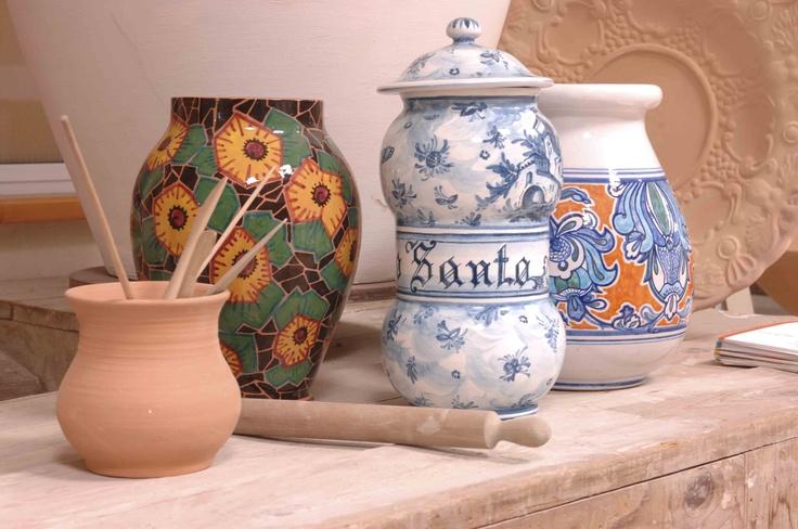 La scuola di ceramica di Albisola, Savona, Liguria - © Paolo Picciotto