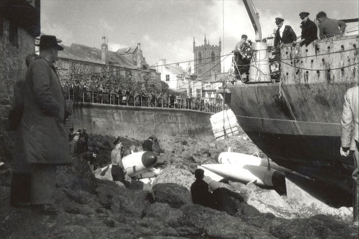 historic st ives in black and white - Google Search