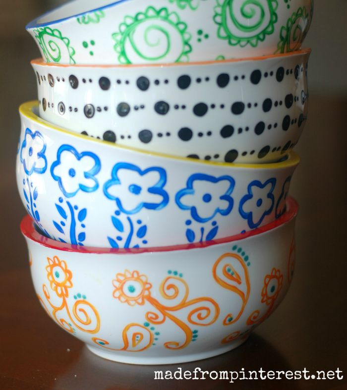 DIY, Cómo pintar porcelana