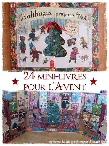 Calendrier de l'Avent : Balthazar prépare Noël