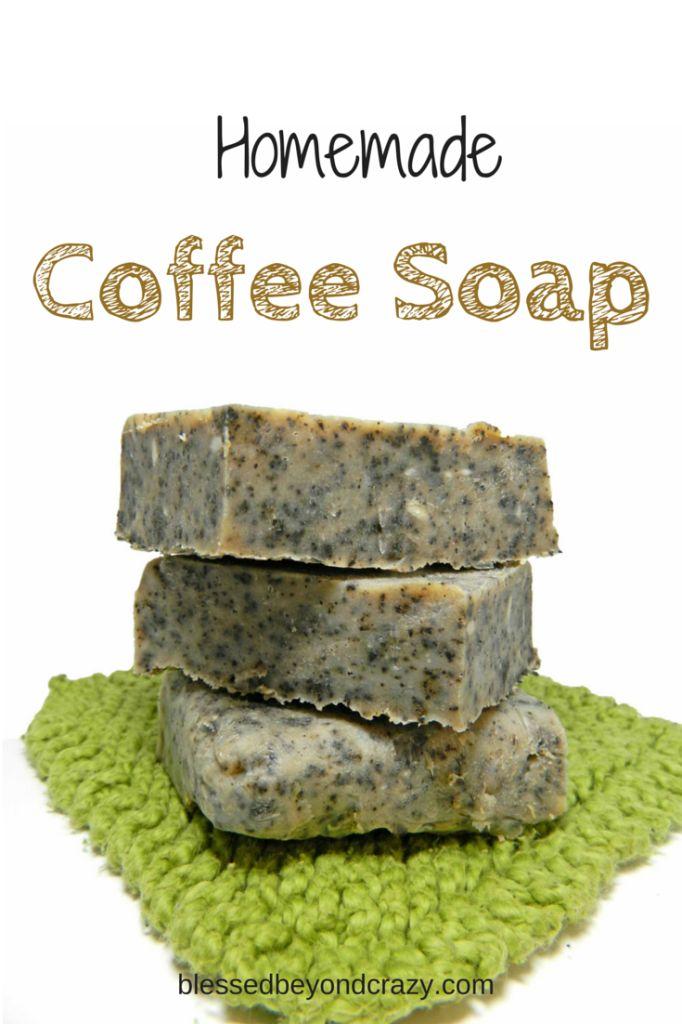Jabón de cafe