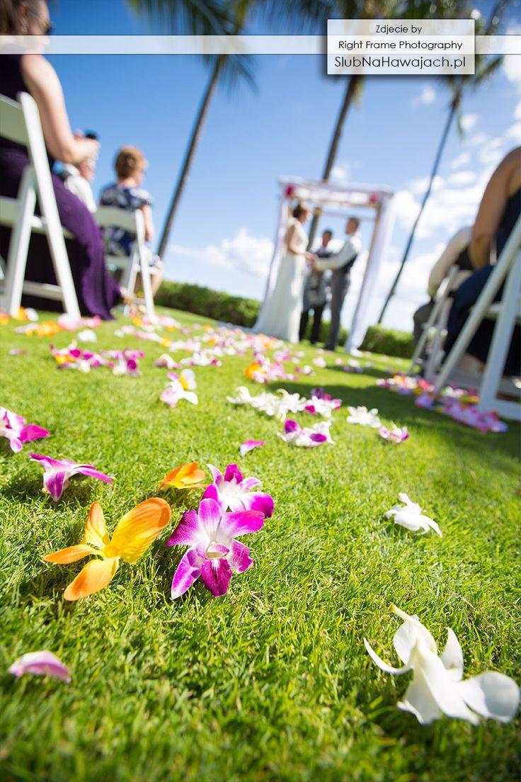 Hawaje, Slub na Hawajach, za granica, Slub w Tropikach, ślub na plaży, slub na plazy, ślub w plenerze, Egozytyczny, pomysl, sesja fotograficzna, śluby, wesele, Hawajski, bukiet slubny, kwiatki, lei, girlandy, naszyjnik, wieniec,