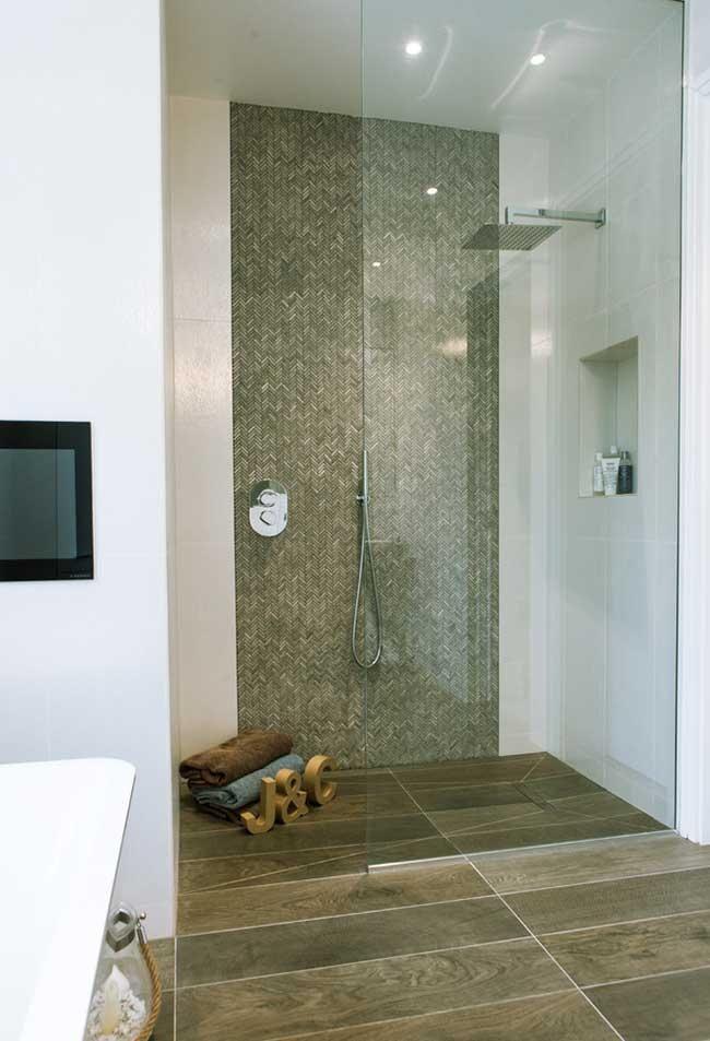 Grünes Badezimmer: komplette Anleitung, um diese kleine Ecke zu ...