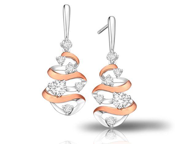 Lee Hwa Jewellery - Destinée Royale Saturnalia Earrings