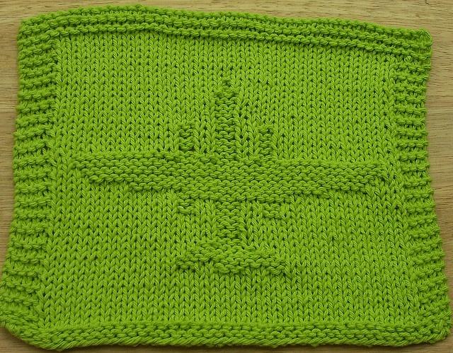 Airplane Dishcloth pattern by Lisa Millan | Patterns ...