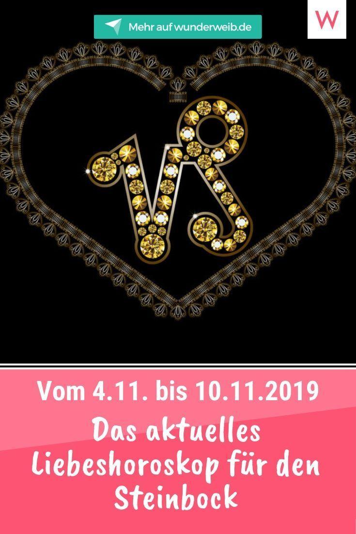 Liebeshoroskop Steinbock Fur Die Aktuelle Woche Horoskop
