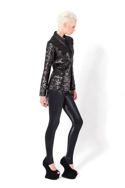 Nixie Nero Blazer, $350AUD