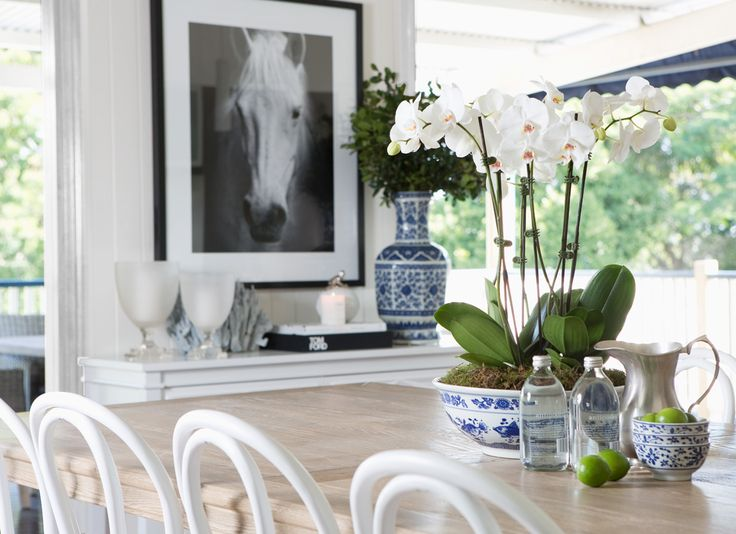 Leilani Ryder | Interior Decorating & Styling | Modern Hamptons Style Living/Dining | Table Styling