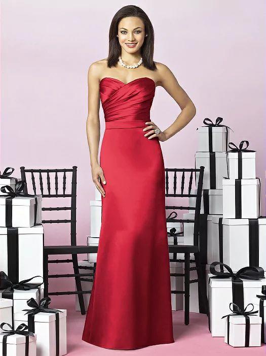 After Six Bridesmaids Style 6628 http://www.dessy.com/dresses/bridesmaid/6628/?color=burgundy&colorid=8#.VsJUnPkrJhE