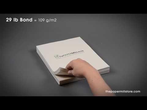 Clear Paper - 8 1/2 x 11 in 29 lb Bond | The Paper Mill Store Translucent Vellum Inkjet Paper 3-WGP0094-25