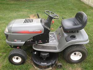 craftsman 7 hp lawn mower oil type
