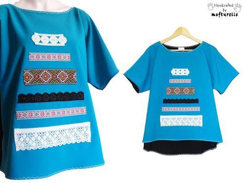 bluza broderii, bluza populara romaneasca, camasa taraneasca, etno urban