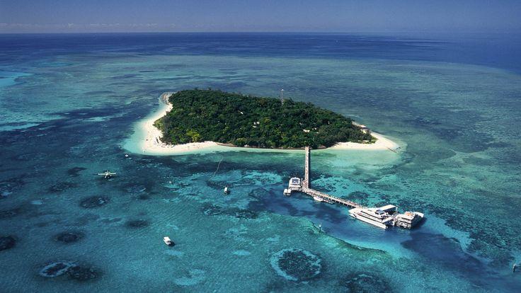 Green Island & Great Barrier Reef Tour - Great Adventures Cruises, Cairns  | Great Adventures