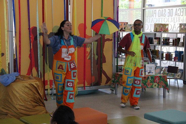 A Biblioteca de São Paulo (BSP), o equipamento da Secretaria da Cultura do Estado de São Paulo, tem uma programação divertida e gratuita para entreter crianças.