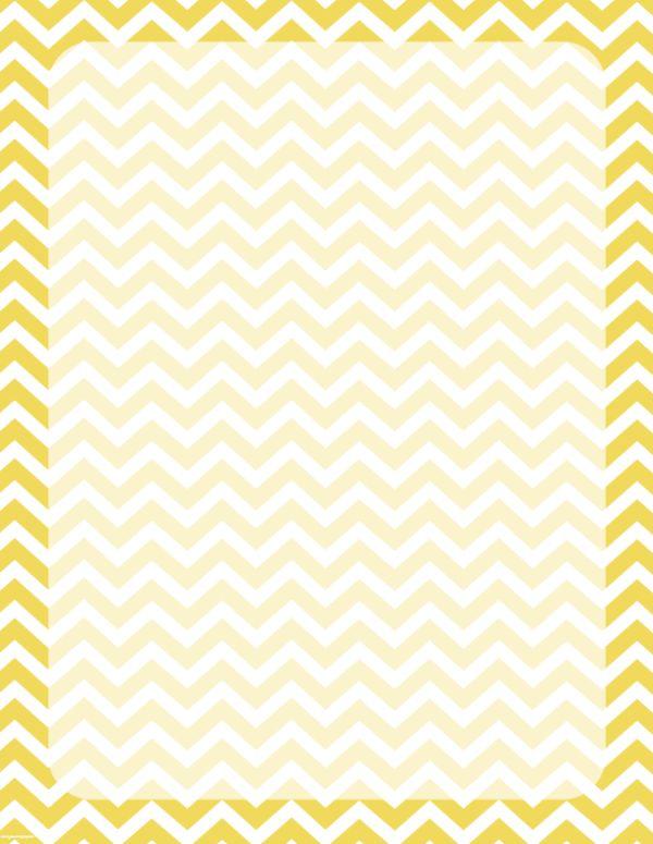 chevron pattern template printable - HD2550×3300