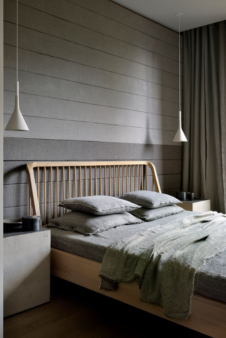 Download the catalogue and request prices of Oak spindle | bed By ethnicraft, oak double bed, oak spindle Collection