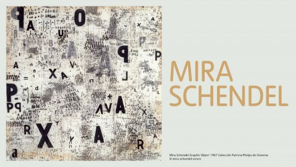 The first ever international exhibition of one of Latin America's most important artists, Mira Schendel. Opens 25 September at Tate Modern