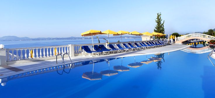 Sunshine Corfu Hotel & Spa | Nissaki beach hotel Corfu