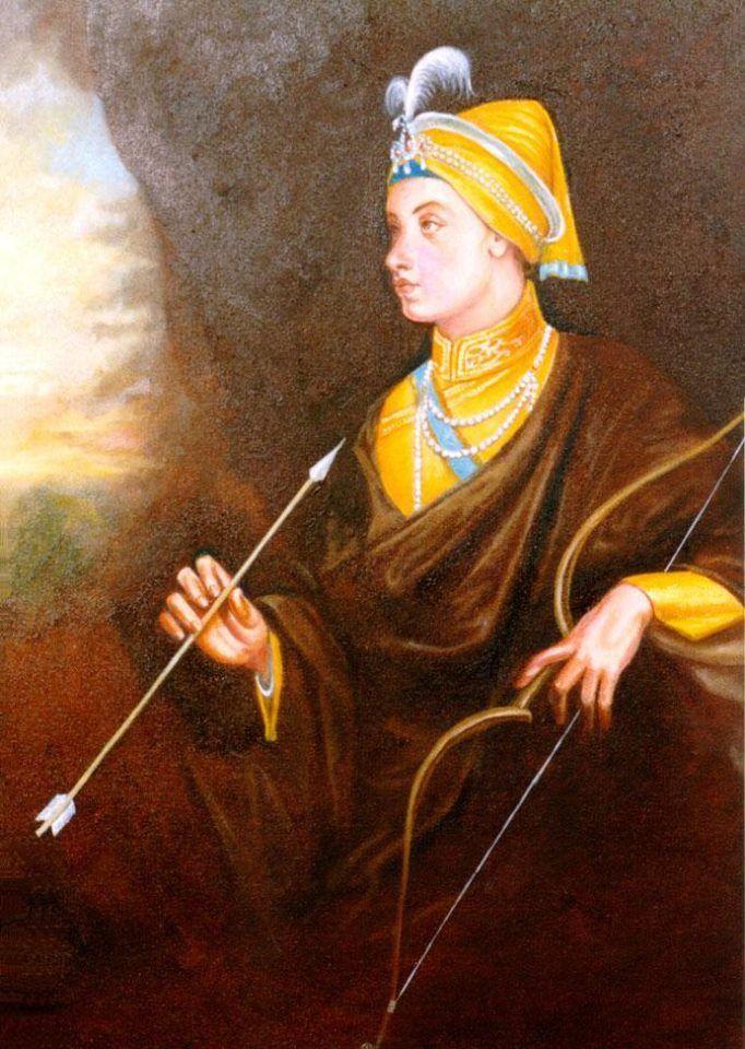 Sahibzada Zorawar Singh Ji
