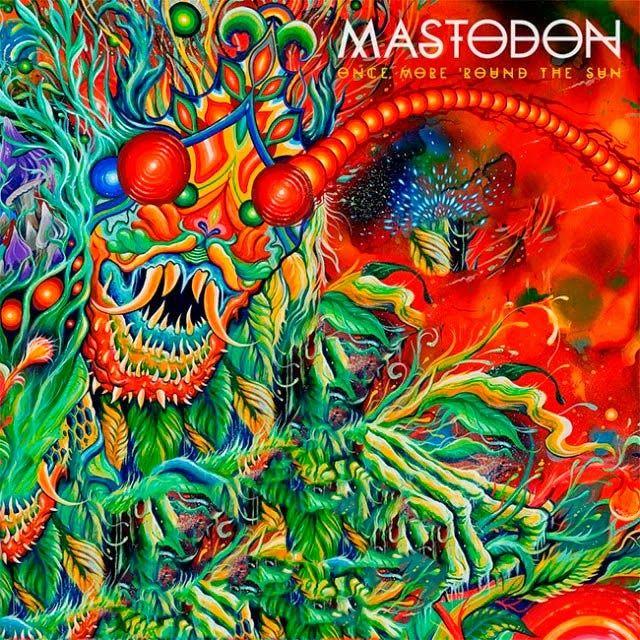 """Mastodon """"The Motherload"""" (September 2014)"""
