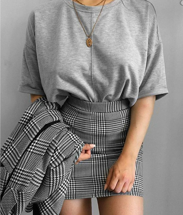 Mode | Mode-Outfits | Mode-Ideen | Kariertes Outfi…