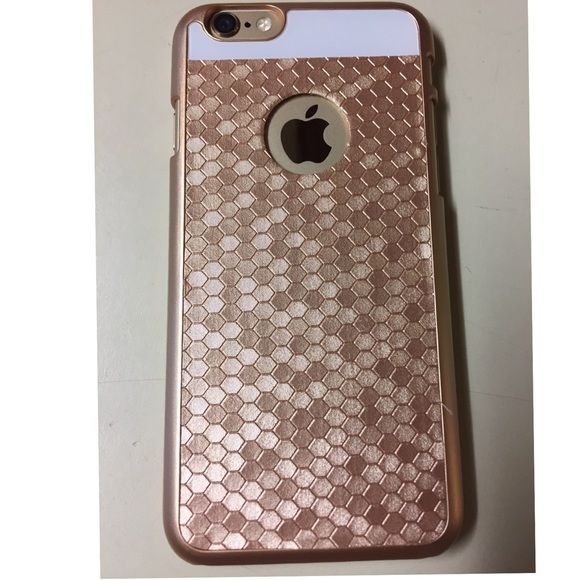 NEW!!  iPhone 6 Case Gold sequence; iPhone 6. Price is negotiable! Open to Reasonable offers through the offer feature  Accessories Phone Cases